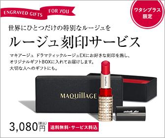 資生堂マキアージュ ドラマティックルージュEXバナー336_280