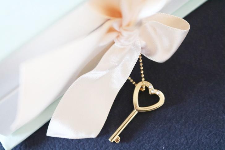 メリアルーム 鍵のついたプロポーズアイテム