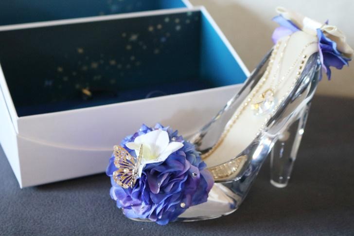 シンデレラの靴でプロポーズ レビュー