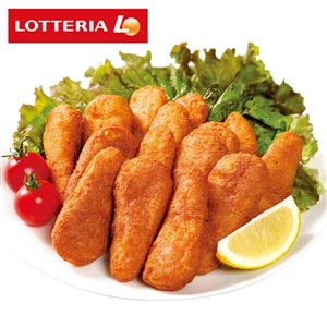チキンからあげっと(840g)【ロッテリア】