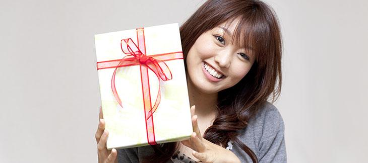 20代女子がもらって喜ぶプレゼント