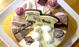 サーティーワンのアイスクリームケーキ「パレット6」で娘の誕生日をお祝い