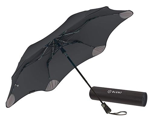 強風に強い!「BLUNT(ブラント) XS METRO 耐風 折りたたみ傘」