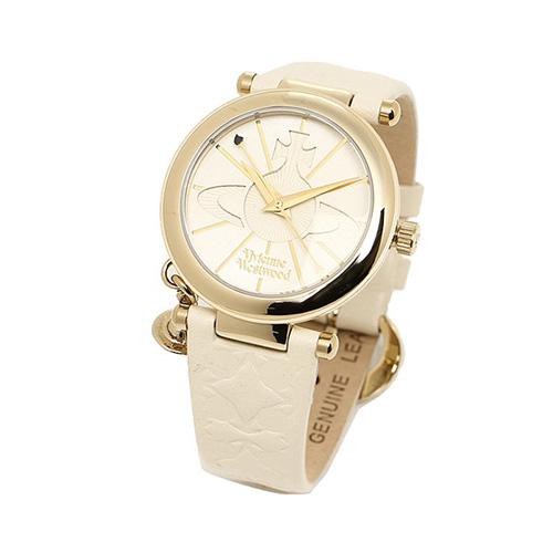 ヴィヴィアンウエストウッドのレディース腕時計
