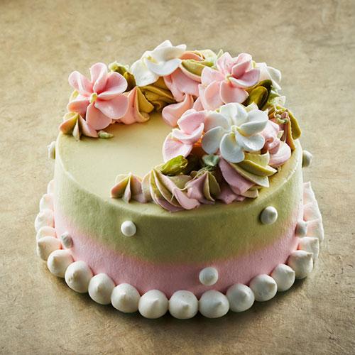 アニバーサリーの人気No.1!ピスタチオクリームのショートケーキ