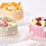 通販ケーキ店特集〜バースデーケーキがネットで買える店