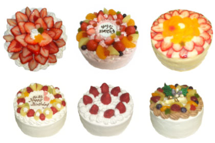 Apt-Cake~アレルギーバースデーケーキ