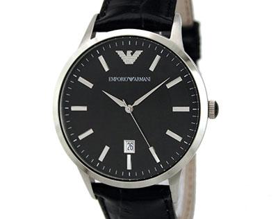「エンポリオアルマーニ」の腕時計