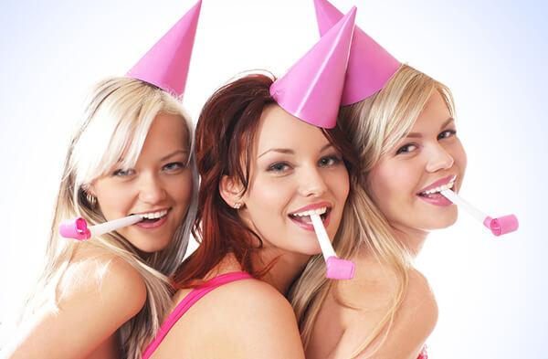 お誕生会の参加メンバーを決める 女友達と誕生日パーティー