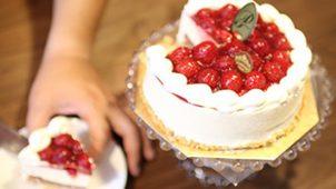 洋菓子店カサミンゴーのケーキ