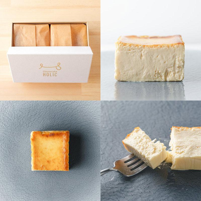 中毒必至!Cheesecake HOLICの「クリームチーズケーキ」