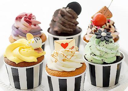 チャプチーノ カップケーキ 誕生日プレゼント