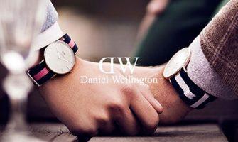 ダニエルウェリントン腕時計がカップルに選ばれてるワケ