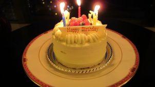 今年も妻の誕生日は恵比寿のウェスティン東京ホテルで過ごしました。