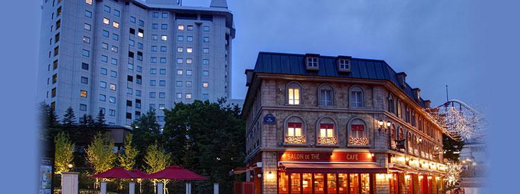 富士急ハイランド [公式] ホテル ハイランドリゾート ホテル&スパ