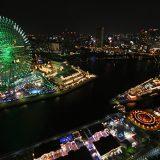 妻の誕生日祝いで横浜ベイホテル東急に宿泊しました