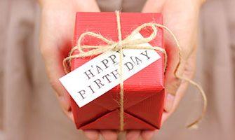 【贈る相手別】誕生日プレゼントの選び方