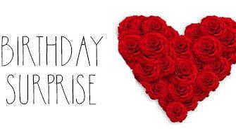 誕生日サプライズ・演出アイデア|感動するサプライズなお祝い!