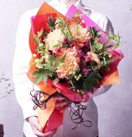 季節のお任せ花束 10,000円