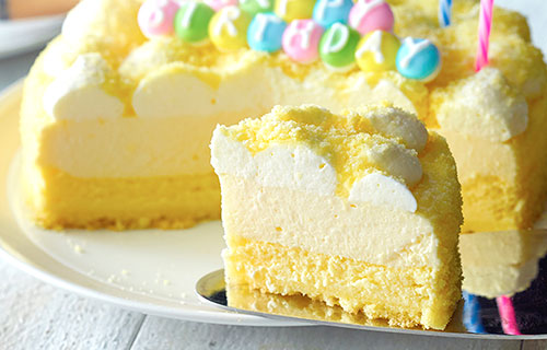 letao ルタオのバースデーケーキ