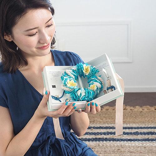 彼女の誕生日にサプライズプロポーズ〜「Love Book」SUMMER