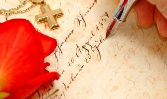 誰でも出来る感動サプライズは「手紙」を書くこと