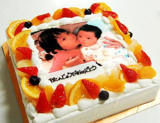 ミロ洋菓子店のケーキ