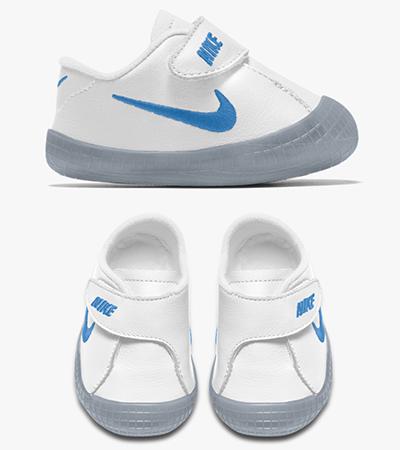 ナイキのファーストシューズ nike 1st shoes