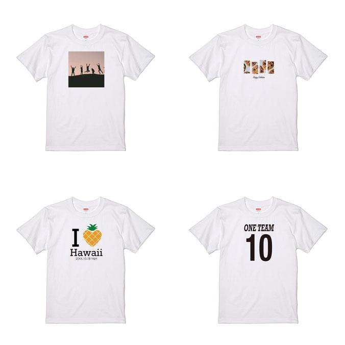 名入れスマートTシャツ