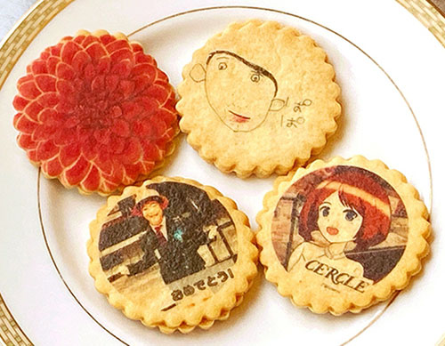 イラストクッキー