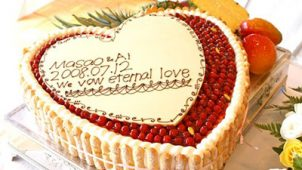 大人数の誕生日パーティー向け!パーティーケーキ