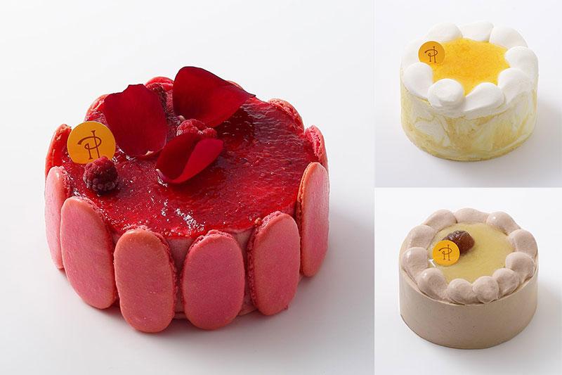 ピエール・エルメ・パリのアントルメグラッセ(アイスケーキ)お取り寄せ・通販ケーキ