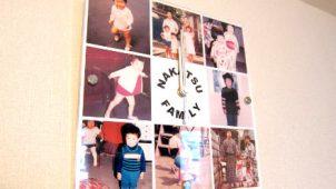 思い出の写真やメッセージが入れられるオリジナルギフトをプレゼント