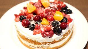 ステーキハウス「フォルクス」の誕生日特典はホールのアイスケーキ!