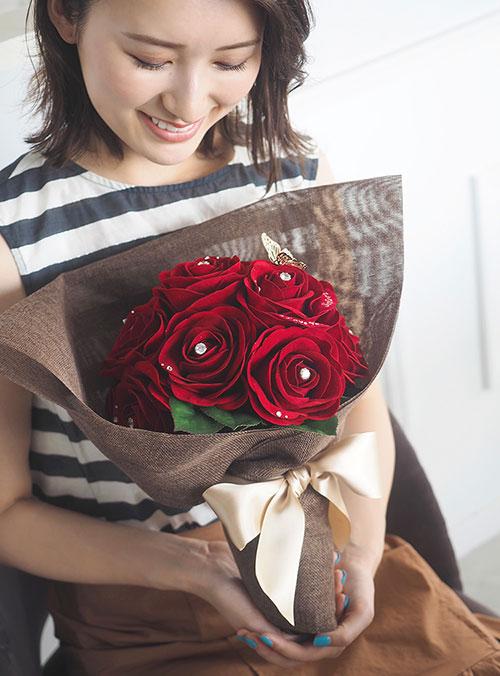 花束風スペシャルメッセージフラワー 誕生日の花束・ブーケ・フラワーギフト