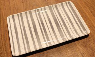 北欧デザインが可愛い波佐見焼きの四角いお皿「Scandinavia(スカンジナビア)」