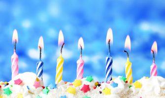 誕生日を素敵に演出しよう!