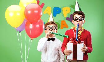 楽しい誕生会の作り方