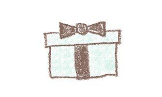 プレゼントのイラスト素材-2
