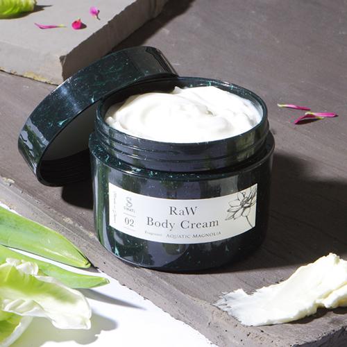 スワティ ボディークリーム RaW Body Cream (Aquatic Magnolia)
