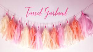 第32回|タッセルガーランドの作り方〜3色カラーで可愛くおしゃれに!