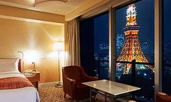 夜景が見えるホテルの部屋で出来る!最高の誕生日サプライズ