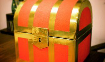 宝箱の作り方