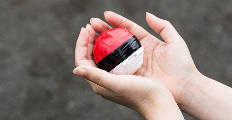 ポケモンのモンスターボール