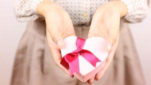 プレゼントの渡し方アイデア