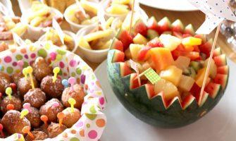 夏休みホームパーティーを手軽に楽しむためのアイデア