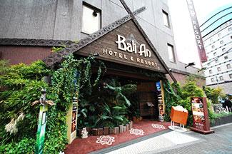 バリアン 新宿本店 入り口