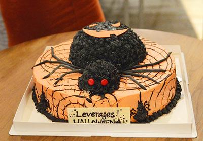 オーダーメイドのハロウィンケーキ