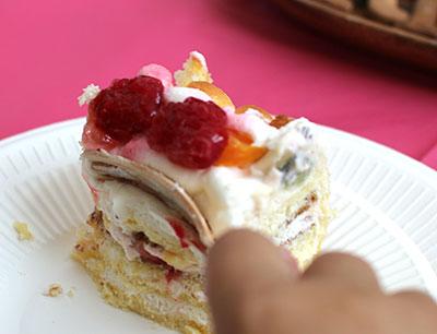 ピクトケーキを実際に食べた感想
