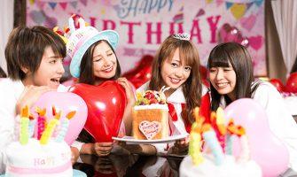 【バースデー女子会】女友達の誕生日祝いに人気!ホテルバリアンリゾートの「女子会プラン」